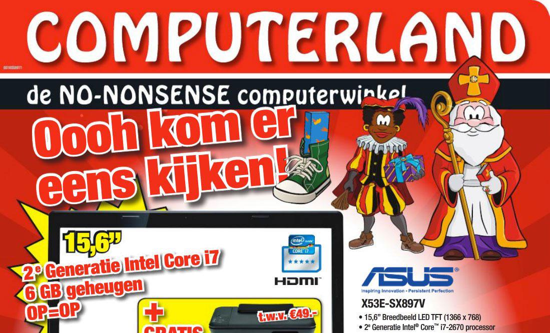 Computerland Folder November 2011