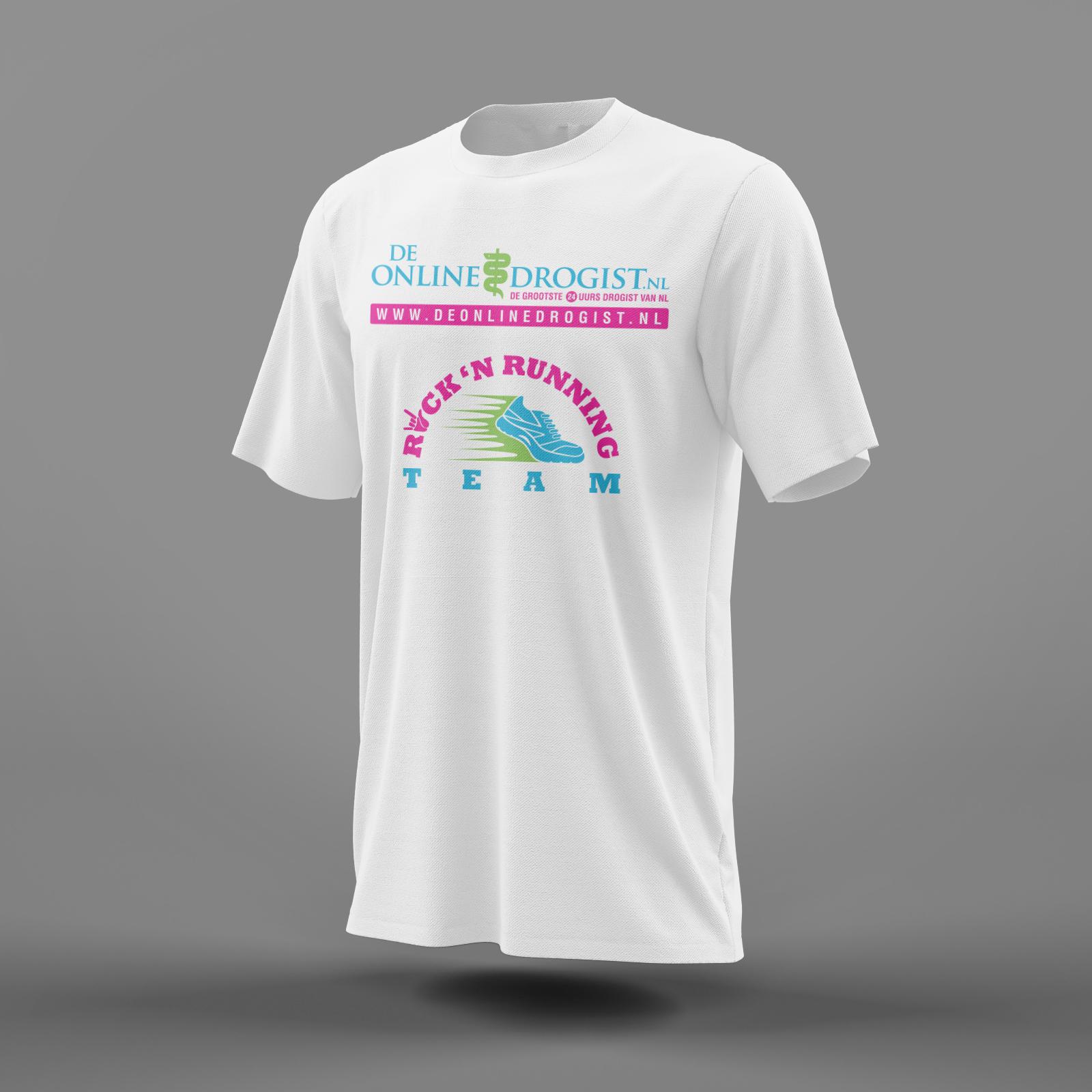 De Online Drogist - Shirt Design