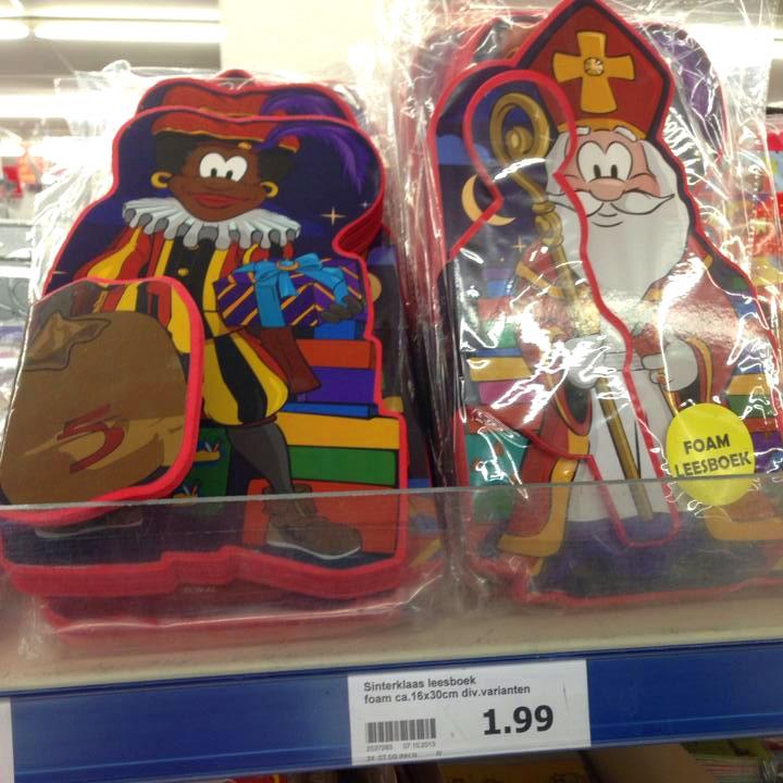 Sint en Piet Voorleesboek - Action