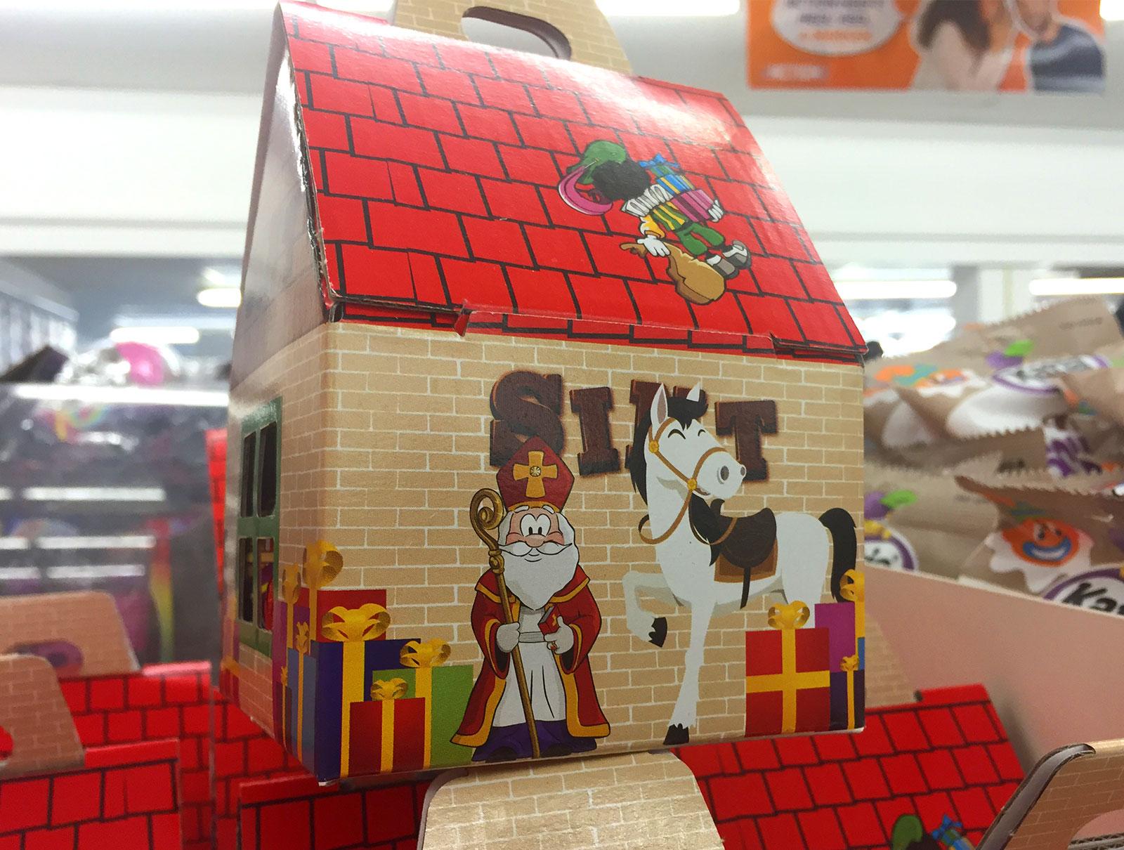 Sinterklaas Snoephuisje - Action