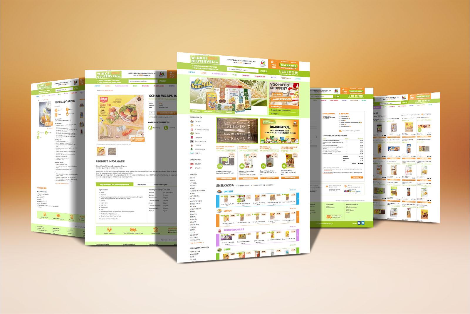 Web- UX/UI Design